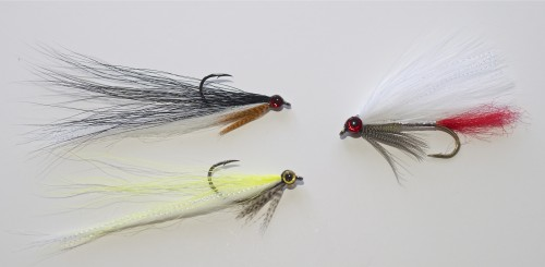 Turrall perch flies- Dropshot Minnows and Perch Special