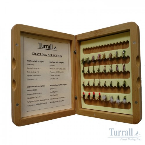 boxed flies Turrall