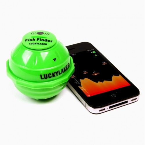 Lucky Laker Smart phone fish finder