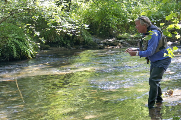 Chris Ogborne Fly Fishing