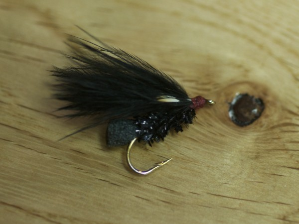 Fab Cormorant, Turrall stillwater fly patterns