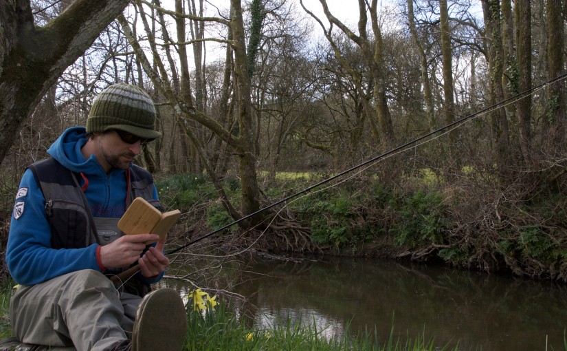 River Fly Fishing Tips for Coloured Water