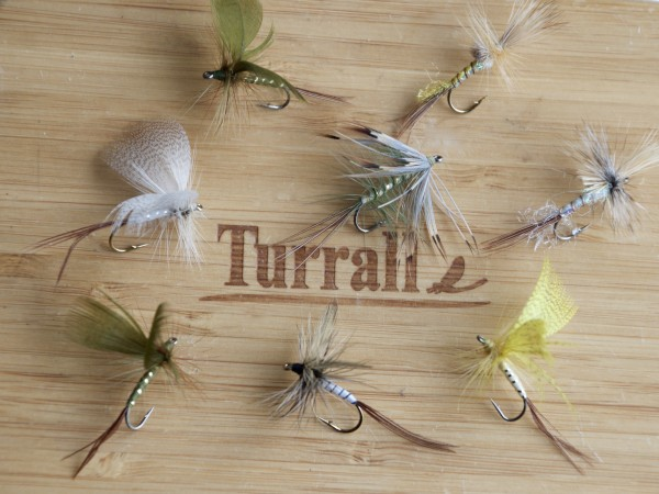 Mayfly patterns Turrall