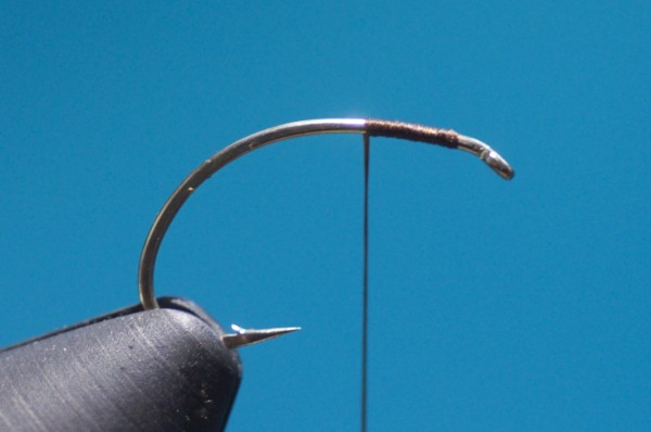 Grub hook mayfly