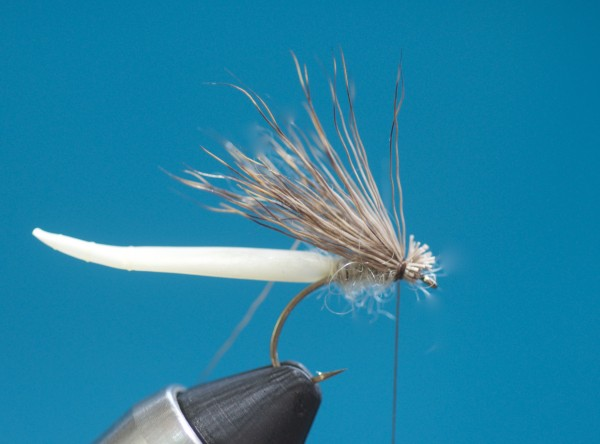 Deer Hair mayfly pattern