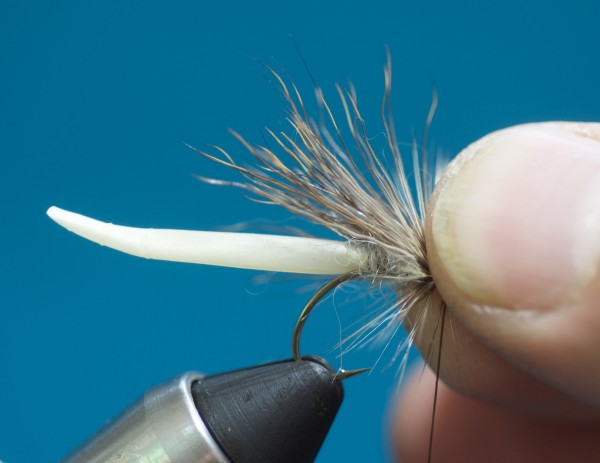 Dry Mayfly how to tie