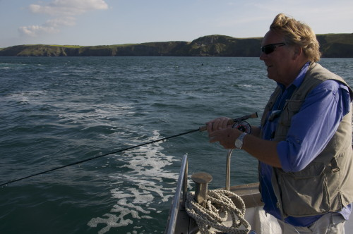 Cornwall saltwater fly fishing