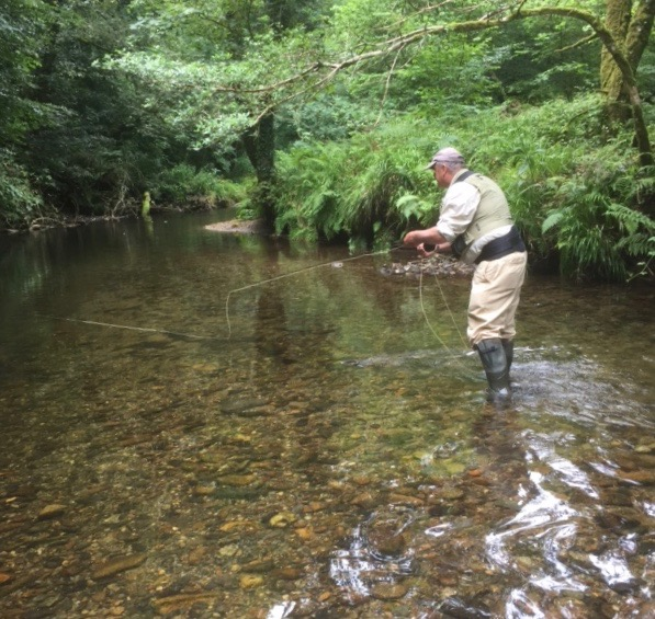 Cornwall Fly Fishing Chris Ogborne