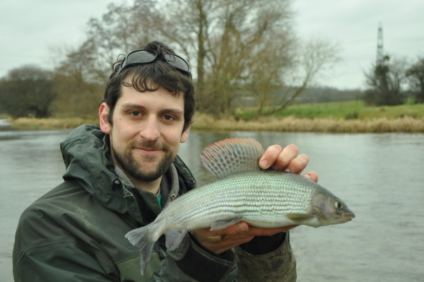 River Itchen Grayling
