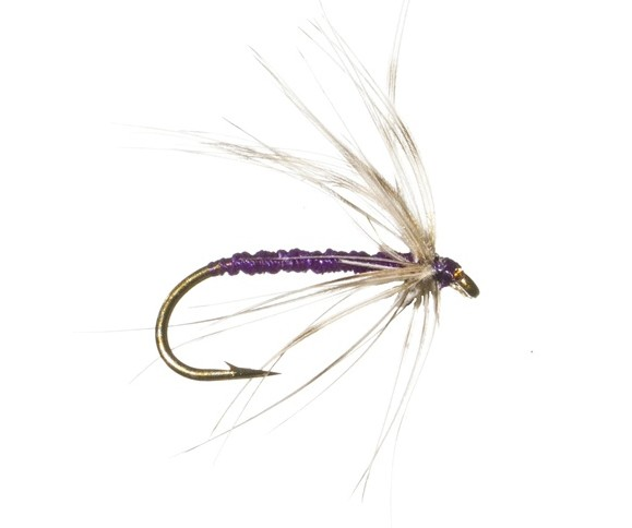 Spiders for Grayling fishing