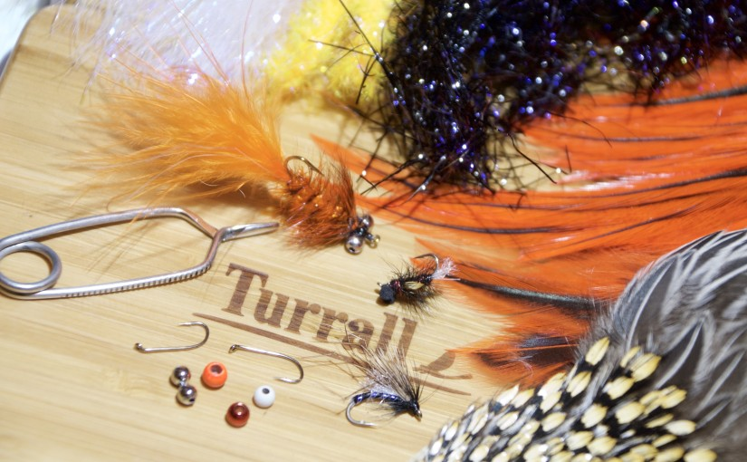 Cold Comforts: Winter Fly Tying Tips for Beginners & Improvers