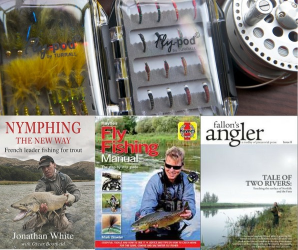 Top Fly Fishing Books, Gifts & Stocking Fillers