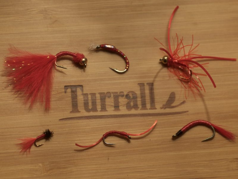 Best bloodworm fly patterns Turrall UK