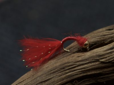 Marabou Goldhead bloodworm Turrall