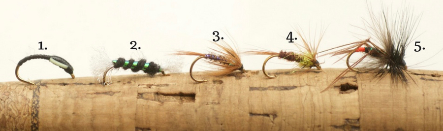 Catch 22 River Flies Turrall