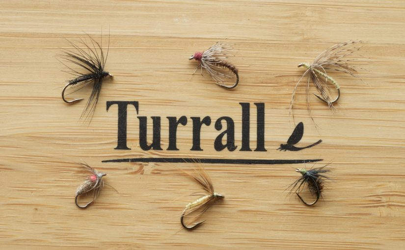 Turrall fly fishing spiders