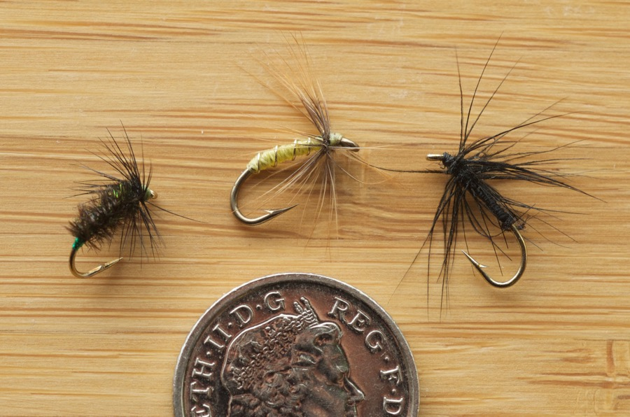 Traditional Spider fly patterns Turrall