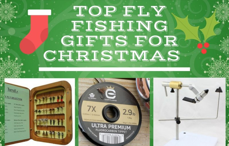 Top Fly Fishing Christmas Gifts & Stocking Fillers for 2017