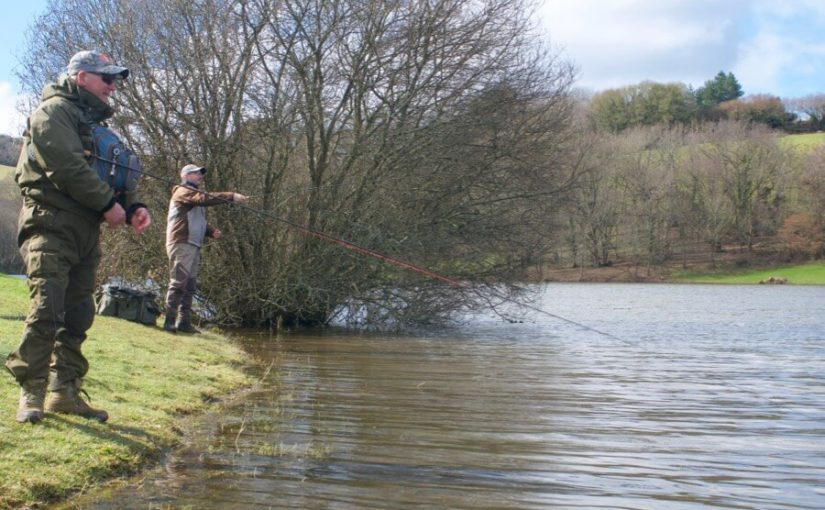 Rainbows, Snow & Sparctic Trout: Spring Fly Fishing in the South West