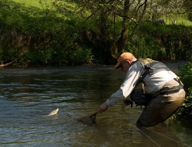 Neil Keep, Wellow Brook Fly Fishing