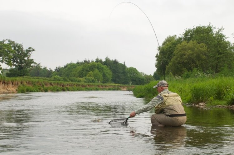 Gary Pearson Cortland Fly fishing lines UK