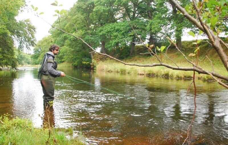 river fly fishing september autumn tips