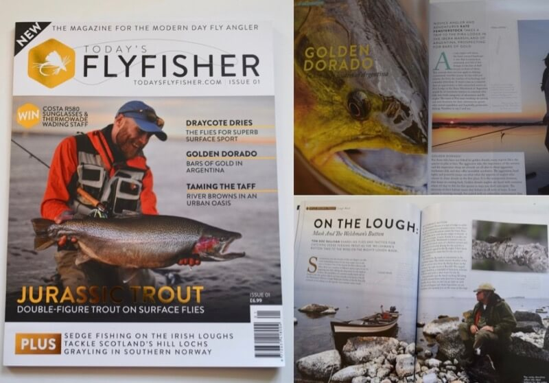 Todays Flyfisher Subscription