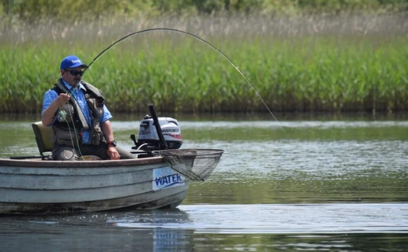 Fly fishing in a flat calm, and other John Horsey heresies!